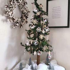 Twelve Days Of Christmas Decorated Christmas Tree - Daily DIY Life