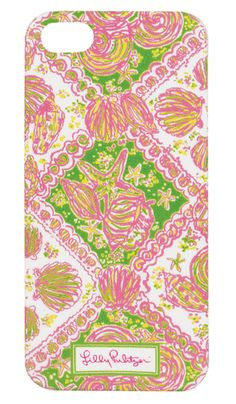 Lilly Pulitzer iPhone Case Water Wings - Seasons Gifts and Home