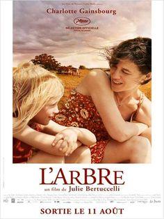 L'Arbre (2010) de Julie Bertuccelli  avec Charlotte Gainsbourg, Morgana Davies, Marton Csokas