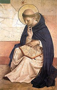 St. Dominic, Fra Angelico