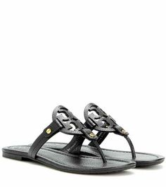 Miller leather sandals | Tory Burch