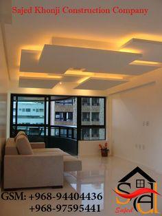Simple False Ceiling Design, Pvc Ceiling Design, Interior Ceiling Design, Ceiling Design Living Room, Bedroom False Ceiling Design, Home Ceiling, Ceiling Decor, Ceiling Lighting, Plafond Design