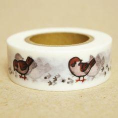 tree sparrow / Kimiko Shiga