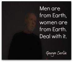 <3 George Carlin
