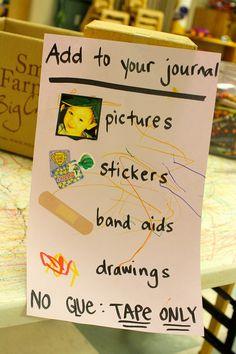 journals :: done! by kristin :: prairie daze, via Flickr