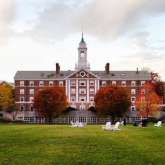 Moors Hall, Harvard University (Quad)