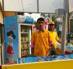 Enjoy Ananda Stall at #IITF