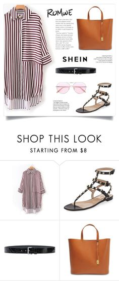 """""""Perfect for spring"""" by chlo-mel ❤ liked on Polyvore featuring Valentino, Calvin Klein Jeans, Sophie Hulme and Oliver Peoples"""