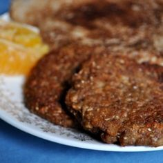 Vegan Sausage Patties - I'd like to make a big batch to freeze & use on weekday mornings. Sorry Morningstar Farms.