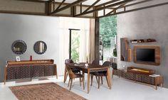 Doğal ahşabın fonksiyonellik ve elegantlıkla birleşiminden doğan Moderno Yemek Odası Takımı, Tarz Mobilya'da !  Tarz Mobilya | Evinizin Yeni Tarzı '' O '' www.tarzmobilya.com ☎ 0216 443 0 445 📱Whatsapp:+90 532 722 47 57  #yemekodası #yemekodasi #tarz #tarzmobilya #mobilya #mobilyatarz #furniture #interior #home #ev #dekorasyon #şık #işlevsel #sağlam #tasarım #konforlu #livingroom #salon #dizayn #modern #rahat #konsol #follow #interior #armchair #klasik #modern