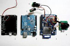 Cardboard + Arduino = A DIY Digital Camera   Brit + Co.
