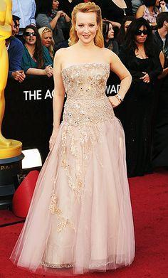 Wendi McLendon-Covey // Oscars 2012