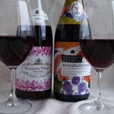 Bojo novo on vihdoin täällä! #beaujolaisnouveau #bojo #foodandwinepairing#wines#winelover#winegeek#instawine#winetime#wein#vin#winepic#wine#wineporn herkkusuu #lasissa #Herkkusuunlautasella