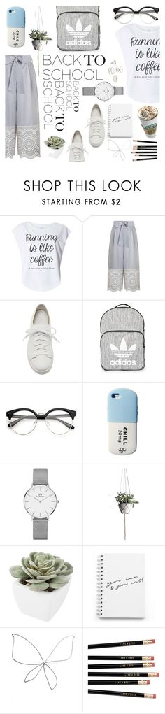 """Back to reality"" by kenguri ❤ liked on Polyvore featuring Dorothy Perkins, Zimmermann, Santoni, Topshop, Daniel Wellington, Abigail Ahern and Charlotte Russe"