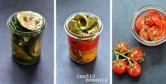 Grill-Gemüse | Zucchini, Paprika, Tomate