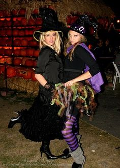 Witches Night Out- Gardner Village  Every year the costumes are better & better