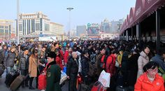 Newsela | For China's workers, the New Year means money spent and travels taken