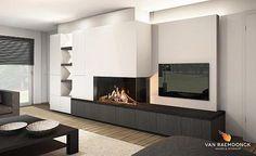 Design TV-meubel | Van Raemdonck - Haard & Interieur