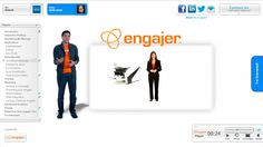 After working 'round the clock for the past few weeks - from filming to editing to coding - our hard work has finally paid off. Introducing our newest and most innovative engajer yet, all about this little company you may have heard of... engajer!    Still not sure how engajer works, and how much it can benefit your company or organization? Get more in depth detail to answer most of your questions, all while having a fun, interactive conversation with CEO Michael!