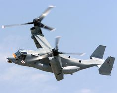 US MARINES MV-22 Osprey