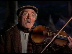 Darby O'Gill and the Little People - fiddle scene (A movie favorite when I was a child)