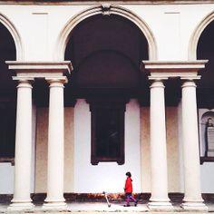 Little Red Riding Hood | Pinacoteca di Brera, Milano