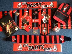 We ran a range of competitions offering some great AFC Bournemouth goodies! Bournemouth University, Afc Bournemouth, Party Time, Competition, Goodies, Range, Sweet Like Candy, Cookers, Good Stocking Stuffers