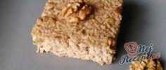 Jáhlový nákyp s vlašskými ořechy Banana Bread, Desserts, Food, Tailgate Desserts, Deserts, Essen, Postres, Meals, Dessert