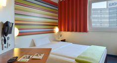 Guest room in B&B Hotel Frankfurt Niederrad