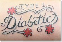 health alert tatoos | medical tattoo