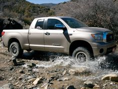 Lifted Tundra, Tundra Truck, Toyota Trucks, Lifted Ford Trucks, 2008 Toyota Tundra, Nissan Titan, Emu, Bugatti Veyron, Land Rover Defender