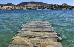 Laguna de Labradores, Galeana, Nuevo León.