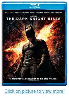 The Dark Knight Rises [Blu-ray] #Dark #Knight #Rises #Blu_ray