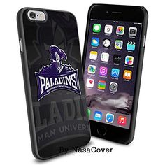 NCAA University sport Furman Paladins , Cool iPhone 6 Smartphone Case Cover Collector iPhone TPU Rubber Case Black [By NasaCover] NasaCover http://www.amazon.com/dp/B0140N1VW8/ref=cm_sw_r_pi_dp_VnG2vb026D0AA
