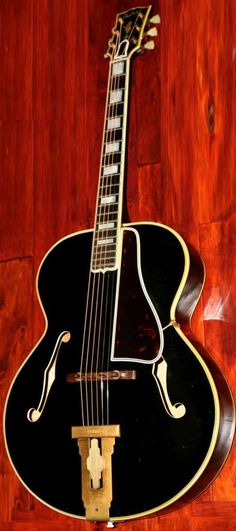 1951 Gibson L5 --- https://www.pinterest.com/lardyfatboy/