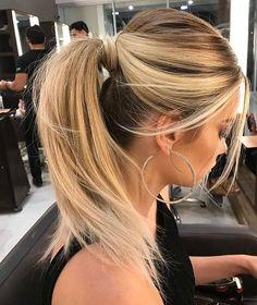 735 отметок «Нравится», 8 комментариев — ⠀⠀⠀⠀⠀Style Label by Adelina (@stylelabel_) в Instagram: «Hair style ❤️ via @mismimy_official»