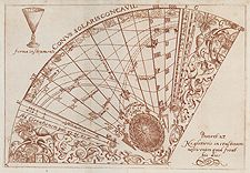 Georg Brentel the younger, from Pamphlet describing the construction and function of a conical sundial