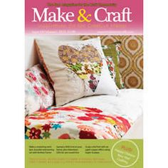 http://www.makeandcraft.com/shop/magazines/issue-4-digital/  make and craft magazine, February issue 4, make and craft