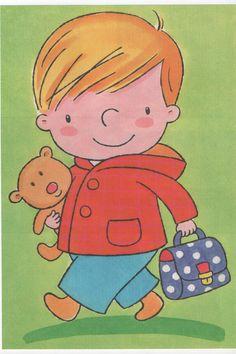 Bijlage Dopido - Knip/Scheur het kindje in stukken en puzzelen maar