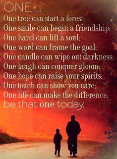 One quotes via ~~Love~~ at www.Facebook.com/LoveAngieKaranKrezos