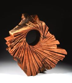 Sculpture by Robyn Horn Your angle grinding post is giving me idys ; Sculpture Painting, Sculpture Clay, Abstract Sculpture, Wood Wall Design, Woodworking Inspiration, Metal Artwork, Wooden Art, Abstract Shapes, Wood Turning