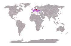 Odkryłem 1.98% świata #mytravelmap