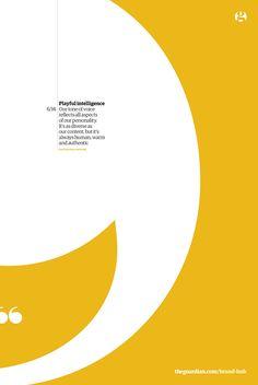 The guardian brand guidelines posters Web Design, Book Design, Cover Design, Graphic Design Posters, Graphic Design Illustration, Info Graphic Design, Layout Inspiration, Graphic Design Inspiration, Mises En Page Design Graphique
