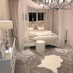 what are your thought on this interior ? 🏡😍 🌸 Follow @hkdistribution2018 🌸 . . . . . . . . #homedecor #homesweethome #home #homestaging… Canopy Bedroom, Teen Bedroom, Glam Bedroom, Home Bedroom, Bedroom Decor, Bedroom Inspo, Bedroom Ideas, Tumbler Bedrooms, Tumbler Room Ideas