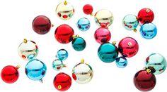 Weihnachtskugeln (86tlg.) bunt, yourhome Jetzt bestellen unter: https://moebel.ladendirekt.de/weihnachten/weihnachtsdeko/?uid=1cf267cf-cbc5-5a44-bd25-0bfa81ae34fa&utm_source=pinterest&utm_medium=pin&utm_campaign=boards #weihnachtskugeln #weihnachten #weihnachtsdeko