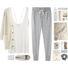"""""""CHAMOMILE TEA"""" a comfy outfit idea Source by happysolez clothes ideas Lazy Day Outfits, Hipster Outfits, Casual Outfits, Cute Outfits, School Outfits, Teen Fashion, Fashion Outfits, Womens Fashion, Petite Fashion"""