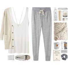 """""""CHAMOMILE TEA"""" a comfy outfit idea"""