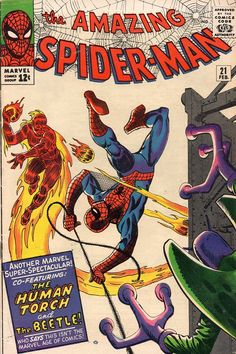 The Amazing Spider-Man #21.