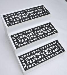 Gummi Stufenmatte Gummimatte Treppenmatte in Gussoptik 75 x 25 cm in Möbel & Wohnen, Teppiche & Teppichböden, Stufenmatten | eBay