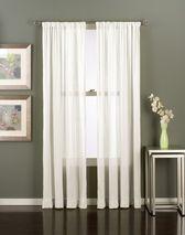 Cheap curtains!